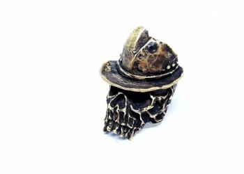 Gentleman HAT skull